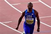 Athlétisme : Christian Coleman, champion du monde du 100 m, suspendu provisoirement