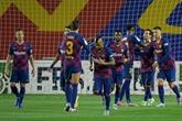 Espagne : dans un Camp Nou vide, le Barça gagne et creuse l'écart