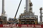La production de pétrole chute à des niveaux plus vus depuis 1943