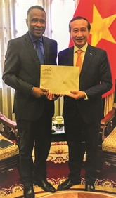 Chékou Oussouman, nouveau Représentant régional pour l'Asie-Pacifique de l'OIF