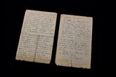 Le musée Van Gogh d'Amsterdam acquiert une lettre écrite avec Gauguin