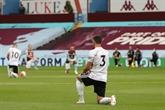 La Premier League genou à terre pour son retour, 100 jours après