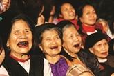 La beauté des dents laquées dans l'histoire vietnamienne