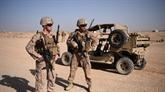 Afghanistan : le retrait américain au niveau prévu