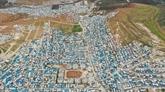 Les personnes déplacées représentent plus de 1% de l'humanité, un record