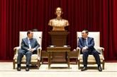Hanoï s'engage à renforcer ses liens spéciaux Vietnam - Laos