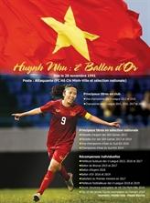L'attaquante Huynh Nhu :