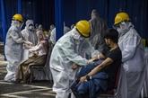 Indonésie : 1.331 contaminations en une journée