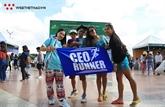 Ouverture du marathon international Dalat Ultra Trail 2020
