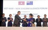 Promouvoir les relations commerciales Vietnam - Nouvelle-Zélande