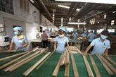 Les exportations de bois et produits forestiers pâtissent du coronavirus