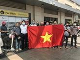 Plus de 300 Vietnamiens rapatriés d'Angola