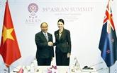Félicitations pour l'anniversaire des relations Vietnam - Nouvelle-Zélande