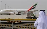 Emirates pourrait mettre quatre ans pour un retour à la normale