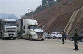 Téléconférence sur les échanges de marchandises entre le Vietnam et le Guangxi