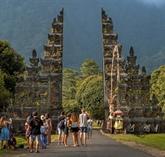 Les arrivées de touristes étrangers en avril chutent de 87,4% en glissement annuel