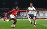 Retour décisif de Pogba pour Manchester qui arrache le nul à Tottenham