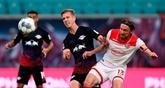 Un choc Leipzig-Dortmund pour la 2e place