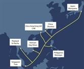 Le Vietnam développe un nouveau câble sous-marin en Asie-Pacifique