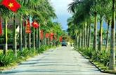 La nouvelle ruralité avance à grands pas à Hà Tinh