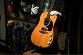 La guitare de Kurt Cobain vendue 6 millions d'USD, un record