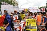 Plusieurs milliers de manifestants en France pour la régularisation des sans-papiers