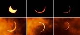 Les curieux contemplent une rare éclipse en Afrique et en Asie
