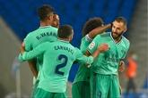Espagne : le Real Madrid repasse leader, Ramos buteur mais blessé