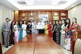 Des Vietnamiens en R. de Corée reçoivent des fournitures médicales