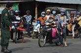 Le Cambodge lève la limitation des voyages frontaliers avec le Vietnam
