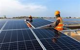 Réunion sur le développement des ressources et réseaux électriques