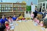 Une classe spéciale pour les enfants atteints du cancer