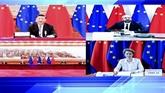 Xi Jinping espère des relations Chine - UE plus stables et plus matures après la pandémie