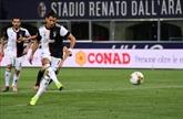 Italie : Ronaldo et la Juventus chassent les doutes