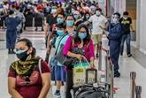 Les Philippines et l'Indonésie confirment des milliers de nouveaux cas de COVID-19