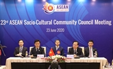 Le Laos soutient le plan de l'ASEAN sur le développement des ressources humaines