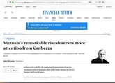 Lutte antiépidémique : l'Australie peut apprendre du Vietnam