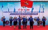 Hanoï mène des activités de volontariat pour la communauté
