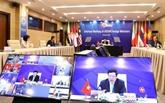Les dirigeants de l'ASEAN discutent d'importants contenus de coopération