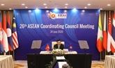 ASEAN : adoption de six rapports du secrétaire général de l'ASEAN et des Communautés