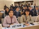 Résolution au terme de la 43e session du Conseil des droits de l'Homme