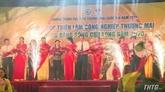 Ouverture du Salon industriel et commercial 2020 à Tiên Giang