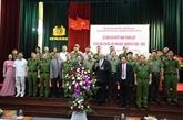 Création de l'Association d'amitié Vietnam - Russie du ministère de la Police