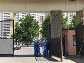 La communauté des Vietnamiens en Ukraine sefforce de lutter contre lépidémie de COVID-19