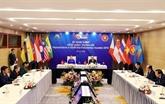 Les gouvernements et les parlements unis sur la Communauté de l'ASEAN