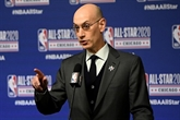 NBA : la saison pourrait s'arrêter si une épidémie de COVID-19 gagne la bulle