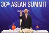 Déclaration du Président du 36e Sommet de l'ASEAN