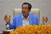 Le Premier ministre cambodgien souligne la nécessité daccélérer le commerce régional