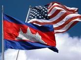 Les États-Unis fournissent 56 millions d'USD pour soutenir le développement du Cambodge