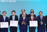 Hanoï : coopération, investissement et développement